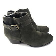 Guess NWOB Womens Olive Green Booties Size 7