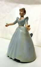 Chad Valley Toy - Wee-Kin Made in England - Princess - Wind Up Toy