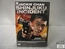 Shinjuku Incident DVD Jackie Chan, Toru Minegishi
