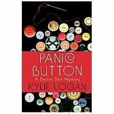 Panic Button (Button Box Mysteries)-ExLibrary