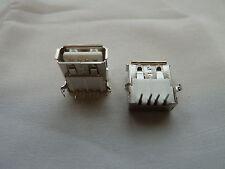 2 USB Conectores PCB Soporte Sencillo Ordenador Reparar PC (150)