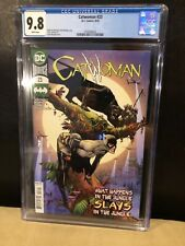 CATWOMAN #23 CGC 9.8 CVR A 1ST APP AND COVER OF CATGIRL HOT BOOK