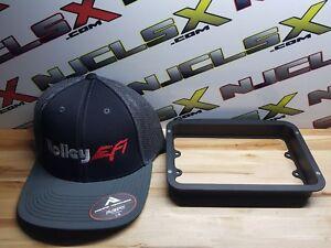 Holley EFI Dash Bezel with Free Holley EFI Cap