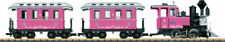 LGB of America - Pink Passenger Train Starter Set - G