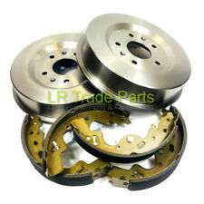 LAND ROVER FREELANDER 1 REAR BRAKE DRUM & SHOE KIT (01-06) SDC000010 & SFS000030