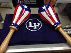 Latin Percussion LP393PR LP Salsa Maracas Puerto Rico Flag