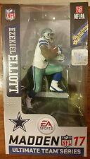 McFarlane NFL EA Sports Madden 17 Series 2 Ezekiel Elliott rookie Dallas Cowboys