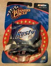 RUSTY WALLACE #2 WINNERS CIRCLE Nascar Car 1:64  Dodge w/ Hood Magnet NEW