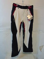 Peak Performance Heli Chilkat Pant- Women's XL White/ Black Retail $449.95