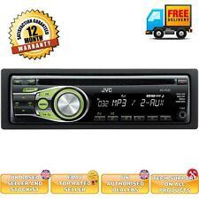 JVC KD-R332 CD Car stereo radio tuner CD/MP3 player AUX input