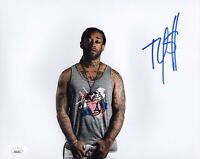 Ty Dolla Sign $ Signed RAPPER 8x10 Photo MIH-TY IN PERSON Autograph JSA COA Cert