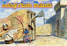 Orion 1/72nd Scale Plastic Ancients Assyrian Ram Seige Machines 72022 Boxed!