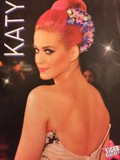 Katy Perry, Kendall Schmidt, Big Time Rush, Double  Full Page Pinup