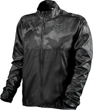 Fox Racing MTB Dawn Patrol Jacket Black Camo