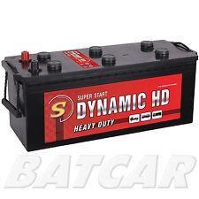 LKW Batterie 12V 120AH HD Starterbatterie ersetzt 110Ah 140Ah Schlepper Traktor