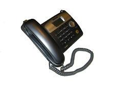 Panasonic kx-tcd535gm Téléphone analogique Gris Argent 35