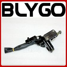 10mm Banjo Front Left Hydraulic Brake Master Cylinder PIT PRO Quad Dirt Bike ATV