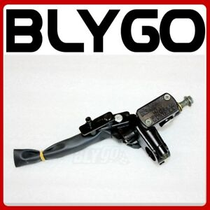 10mm Banjo Front Left Hydraulic Brake Master Cylinder PIT PRO Quad Dirt Bike ATV