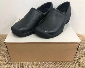 NIB Keen 1006987 Women's PTC Slip-On II Black Casual Shoe