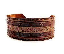 100% Copper Bracelet, Southwestern Designed