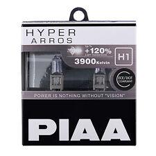 New! HE-902 PIAA H1 HYPER ARROS 3900K Uprated Car Bulbs +120% Brighter!