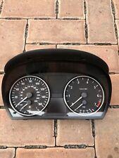 BMW 3 SERIES E90 E92 PETROL CLOCKS INSTRUMENT CLUSTER DISPLAY - 14369510
