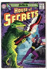 House of Secrets #73 Featuring Eclipso & Prince Ra-Man, Fine Condition