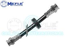 Meyle Germany Brake Hose, Rear Axle, 214 525 0013