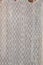Shower Curtain Snowflake Pattern