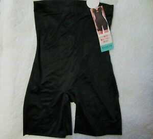 Spanx Assets Women's Micro HW Shapers - Black: L New With Tags