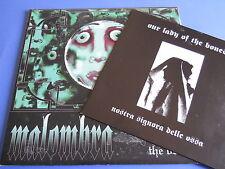 LP ITALIAN PROG MALOMBRA - OUR LADY OF THE BONES - 2 LP