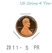 **BU** 2011-S PROOF LINCOLN SHIELD CENT PENNY