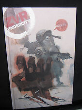 ZVR Zombies Versus Robots Undercity Hardcover Chris Ryall ~ 2011 IDW Publishing
