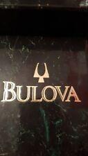 Bulova Super Seville Day Date Automatik mit blauem Zifferblatt und rote Sunday