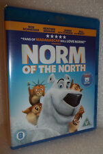 Norm of the North (Blu-ray 2016) Animated - New/Sealed