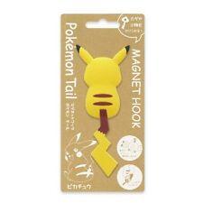 Pokemon Tail Magnet Hook Pikachu Hanging Hooks Hanger From Japan