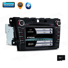 "XTRONS 7"" Car Stereo Radio DVD Player GPS Navi Bluetooth 5.0 fit for Mazda CX-7"