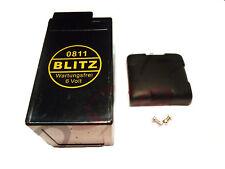 Gel Batterie Blitz wartungsfrei 6V 12Ah AWO EMW IWL  RT125 BK 0811