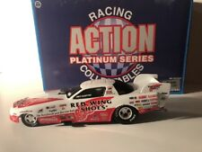 NHRA Pat Austin Redwing Shoes Diecast 1:24 Funny Car Action Collectables