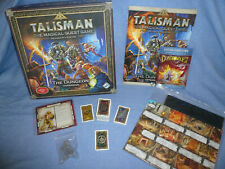 Talisman 4th Edition The Dungeon Expansion by Fantasy Flight. 2009