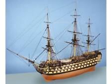 HMS Victory (1805 Trafalgar) échelle période 1:72 navire très détaillées, précises, W