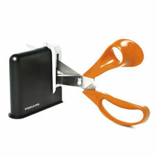 Fiskars Scissors Sharpener Restores Scissor Blade Sharpness Handheld 9600d