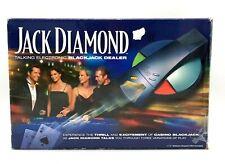 Jack Diamond Talking Electronic Blackjack Dealer Card Scanner
