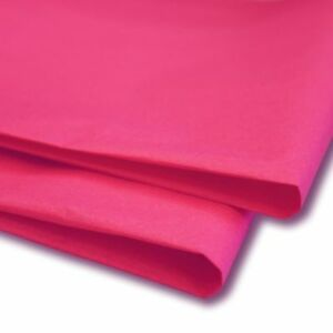 """PINK ACID FREE TISSUE WRAPPING PAPER SIZE 450 X 700MM 18 X 28"""""""