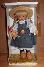 Puppen Original Steiff Puppe SUSI Neu mit Karton & Echtheitszertifikat