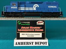 9220 Atlas HO SD-35 Conrail DCC Locomotive NIB
