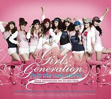 K-POP GIRLS' GENERATION SNSD The 1st Asia Tour Into the new world (2CD) Sealed