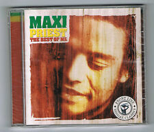 MAXI PRIEST - THE BEST OF ME - 2004 - 16 TITRES - CD NEUF NEW NEU