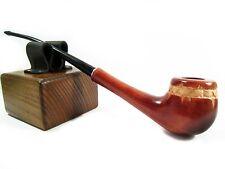 """Nouvelle pipe à tabac longue durée """"FASHION LADY"""" 8.12 '' Tuyau en bois Tuyau..."""