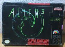 ALIEN 3 SUPER NES (Version NTSC) COMPLETO
